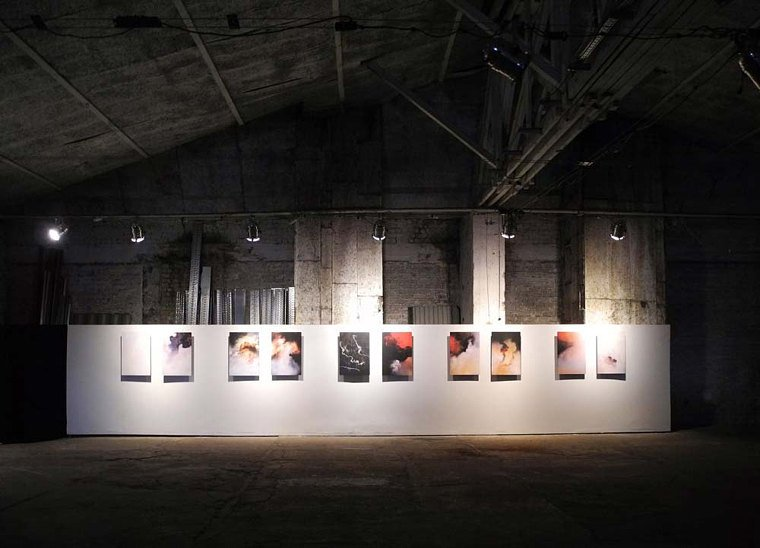Ausstellung zur künstlerischen Diplomarbeit von Daniel Bandholtz in Köln