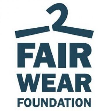 Fair gehandelt Fair Wear Zertifikat