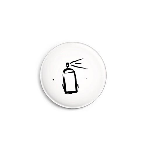 Daniel Bandholtz Button Spraycan - Design-Accessoires aus Köln / Bonn