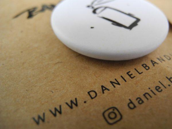 Button von Daniel Bandholtz, Bonn, Detailansicht