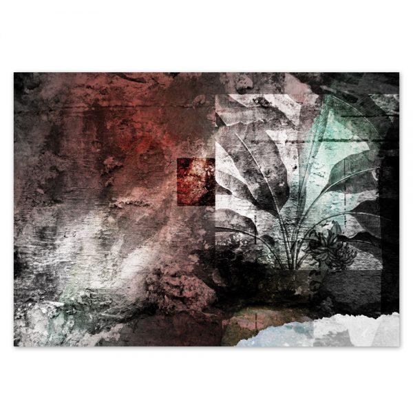 Daniel Bandholtz abstrakte Kunst Postkarte - Kunst und Design aus Bonn Köln
