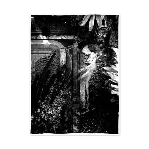 Kunstdruck auf Aluminium - Let Me Sleep - Daniel Bandholtz