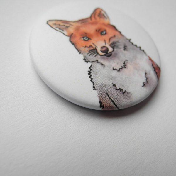 Fuchs Magnet aus Bonn von Daniel Bandholtz