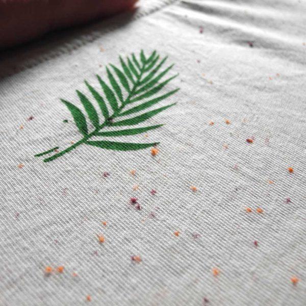 Frecher Affe T-Shirt aus Bonn Rückenprint