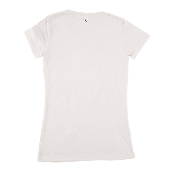 Bonn T-Shirt für Frauen von Daniel Bandholtz - Rueckseite